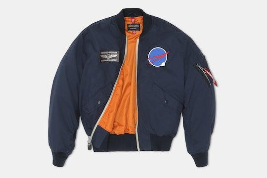 Drop + Alpha Industries Godspeed Flight Jacket