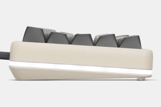 Drop ALT High-Profile Off-White Aluminum Case