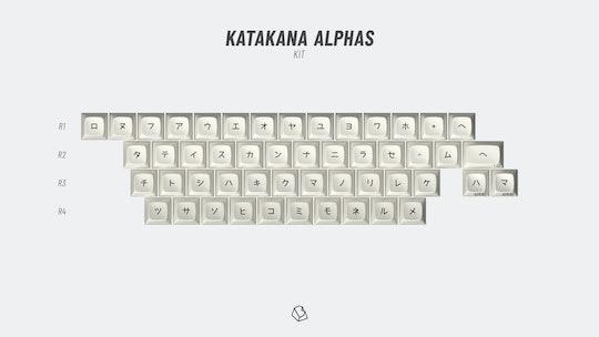 Drop + biip MT3 Extended 2048 Custom Keycap Set