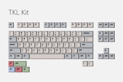 Drop CTRL High-Profile Barebones Keyboard