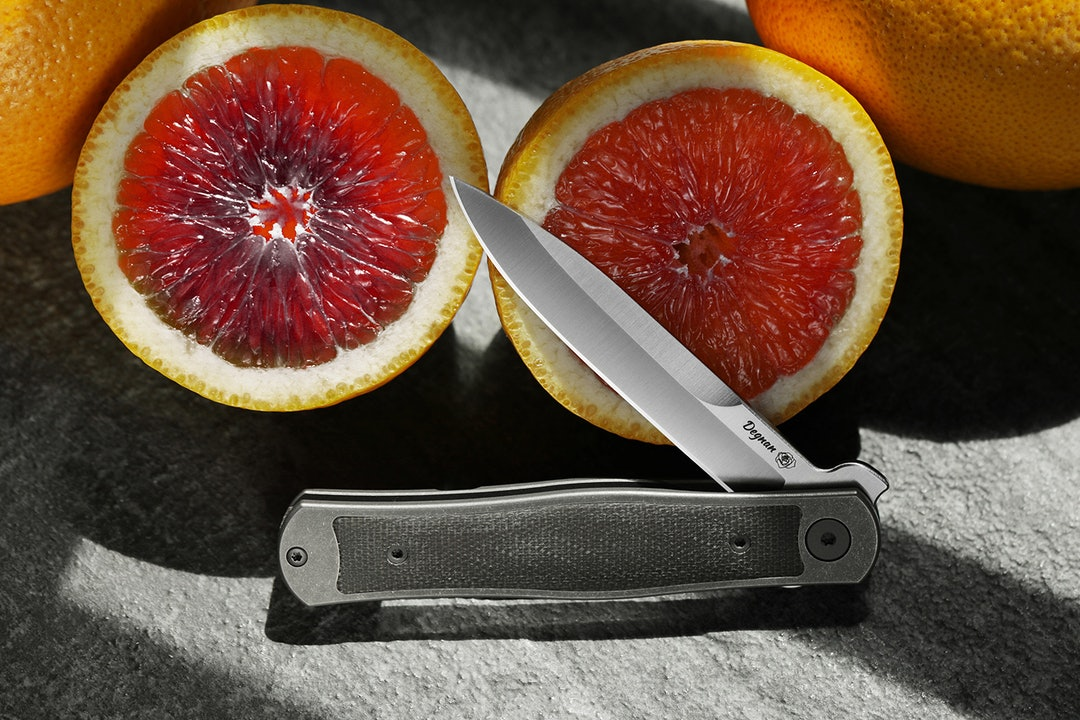 Drop + Degnan Emrose Folding Knife
