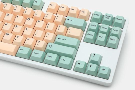 Drop Expression Series Matcha Summer Keyboard