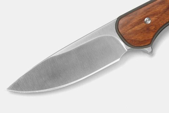 Drop + Ferrum Forge Gent Select Pocket Knife