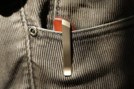 Drop + Gareth Bull Miura Front Flipper Knife