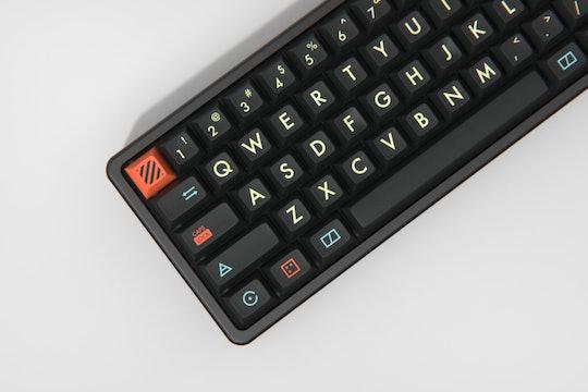 Drop + Glimy DSA 2077 Keycap Set