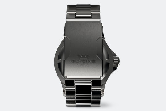 "Drop + Glycine Combat Sub ""Soda"" Automatic Watch"