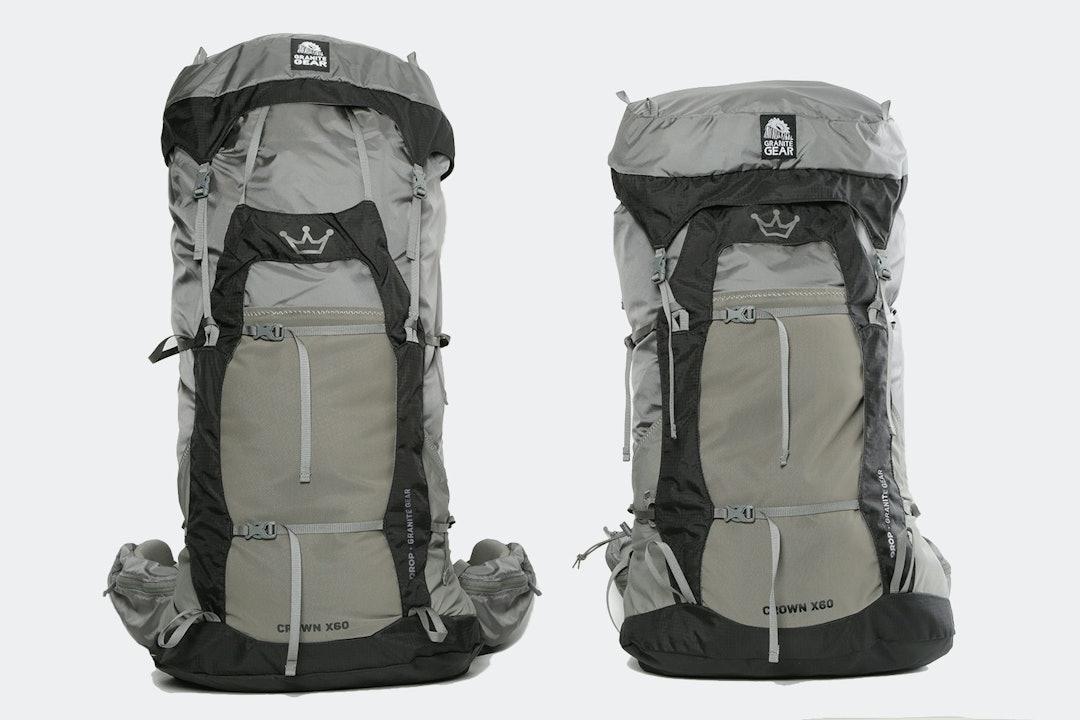 Drop + Granite Gear Crown X60