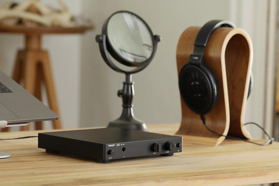 Drop + HIFIMAN HE-X4 Planar Magnetic Headphones