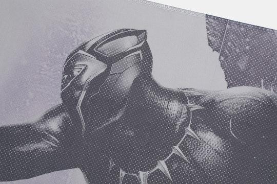 Drop + Marvel Black Panther Deskmat