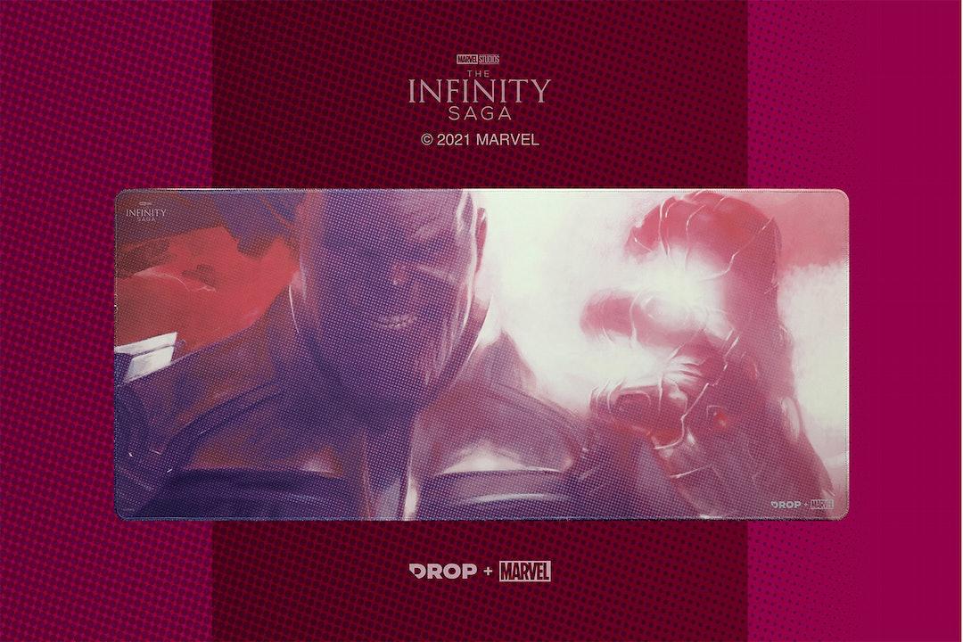 Drop + Marvel Infinity War Deskmat