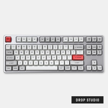 Drop + Matt3o MT3 /dev/tty Keycap Set