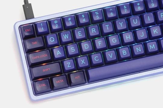 Drop + MiTo Laser ALT High-Profile Keyboard
