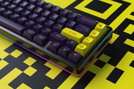 Drop + MiTo MT3 Cyber Custom Keycap Set