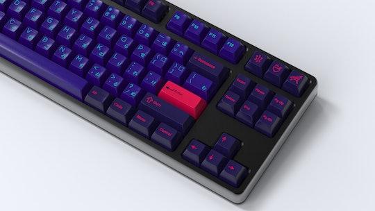 Drop + MiTo SA Laser Custom Keycap Set