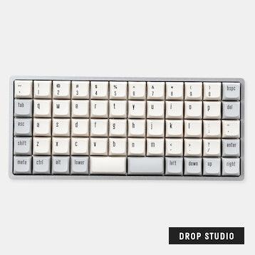Drop + MiTo XDA Canvas Keycap Set