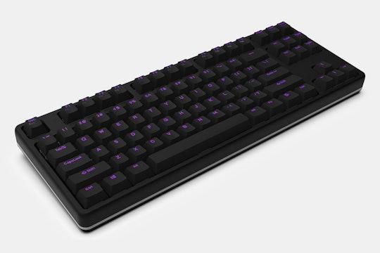 Drop Signature Series Purple Midnight Keyboard