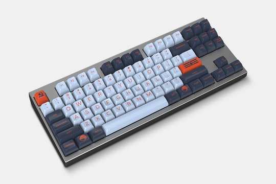 Drop + T0mb3ry SA Yuri Custom Keycap Set