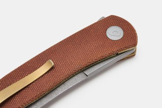 Drop + Terzuola Cyrus Persian Folding Knife