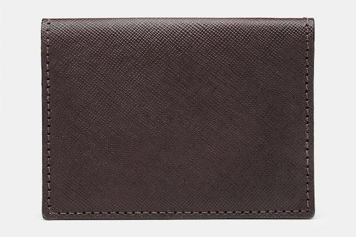 Drop + The British Belt Co. Sienna Slim Wallet