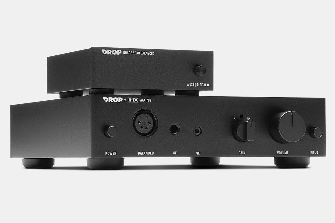 Drop + THX AAA™ 789 Linear Amplifier