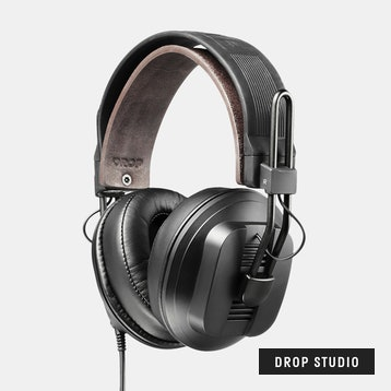 Drop + Fostex T-X0 II Planar Magnetic Headphones