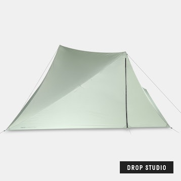 Drop X-Mid 2P Tent Designed by Dan Durston