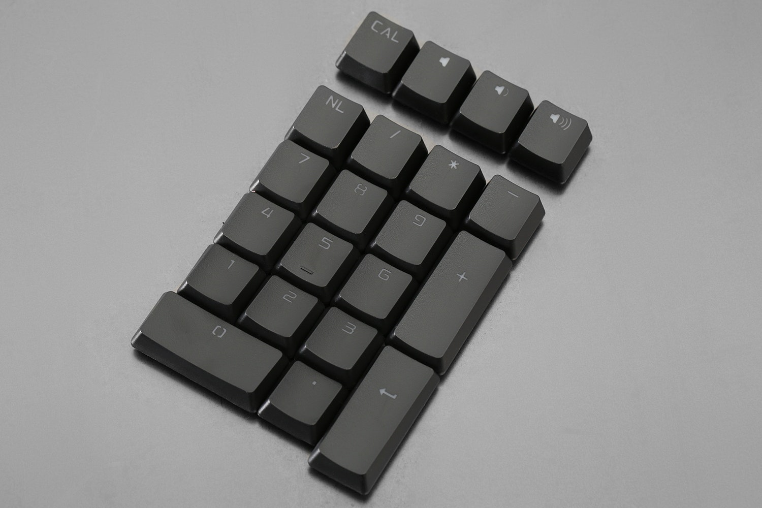 Ducky ABS Doubleshot 108-Key Floating Keycap Set