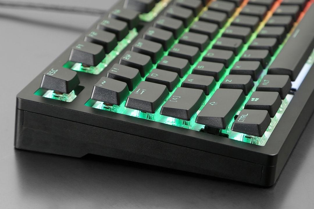 Ducky ABS Doubleshot 108-Key Floating Keycap Set