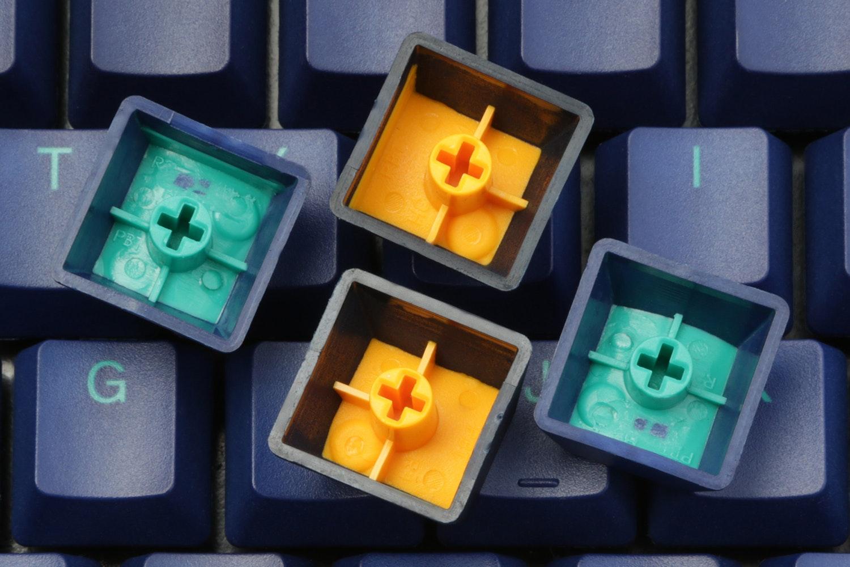 Ducky Horizon PBT Doubleshot Keycap Set