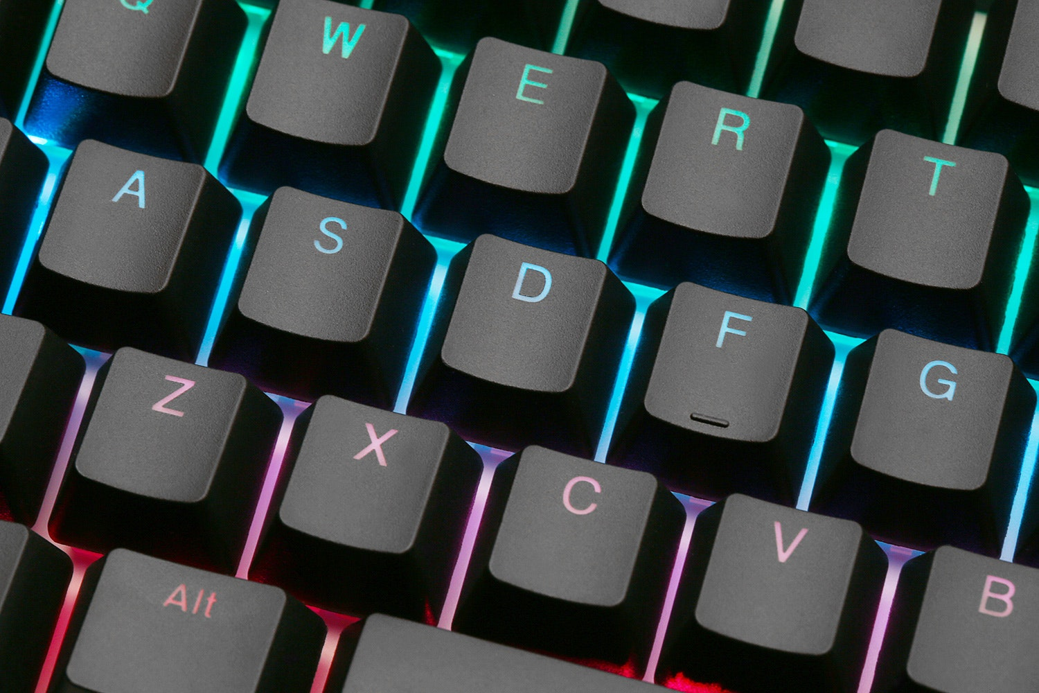 Ducky ONE RGB Full-Size Mechanical Keyboard