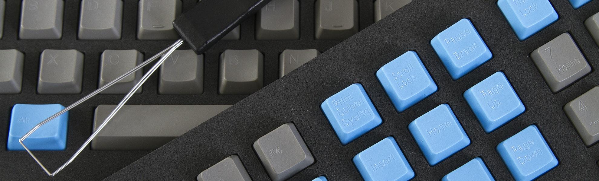 Ducky Engraved PBT 108 Key Set