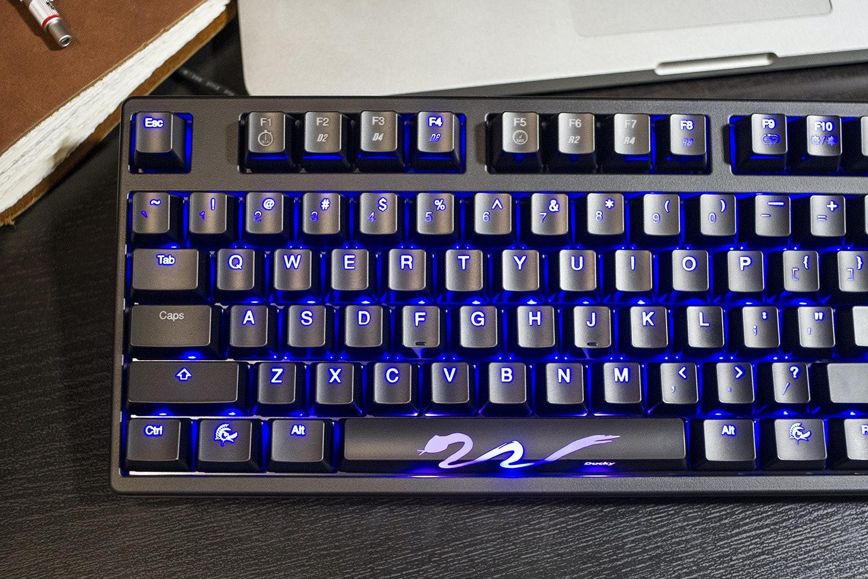 Ducky Shine 3 Keyboard Bundle