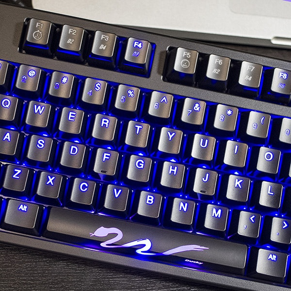 Ducky Shine 3 Keyboard Bundle