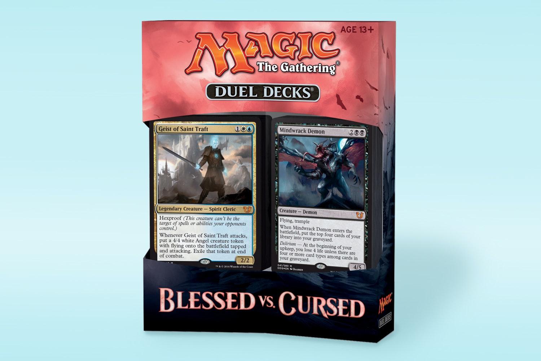 Duel Decks: Blessed Vs. Cursed