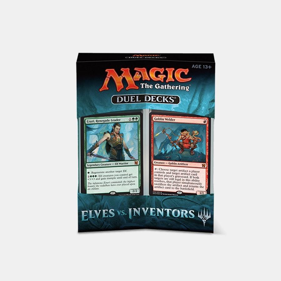 Duel Decks: Elves vs. Inventors (Preorder)