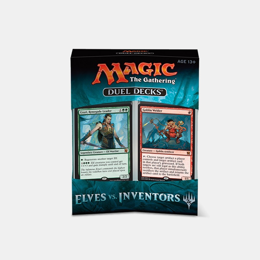 Duel Decks: Elves vs. Inventors (Preorder)