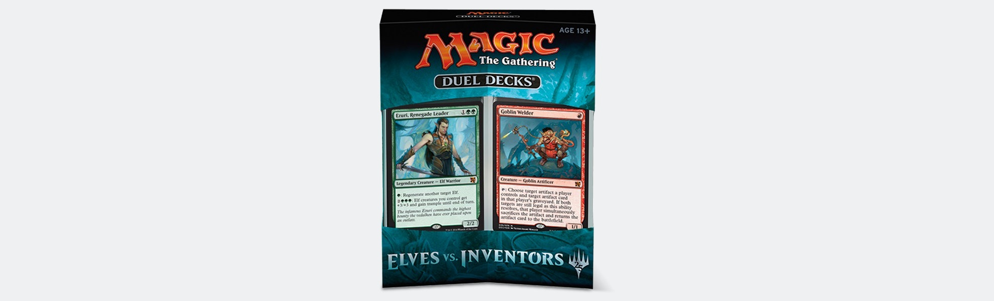 Duel Decks: Elves vs. Inventors