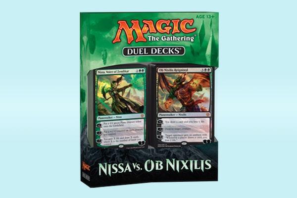 Duel Decks Nissa Vs Ob Nixilis Price Amp Reviews Massdrop