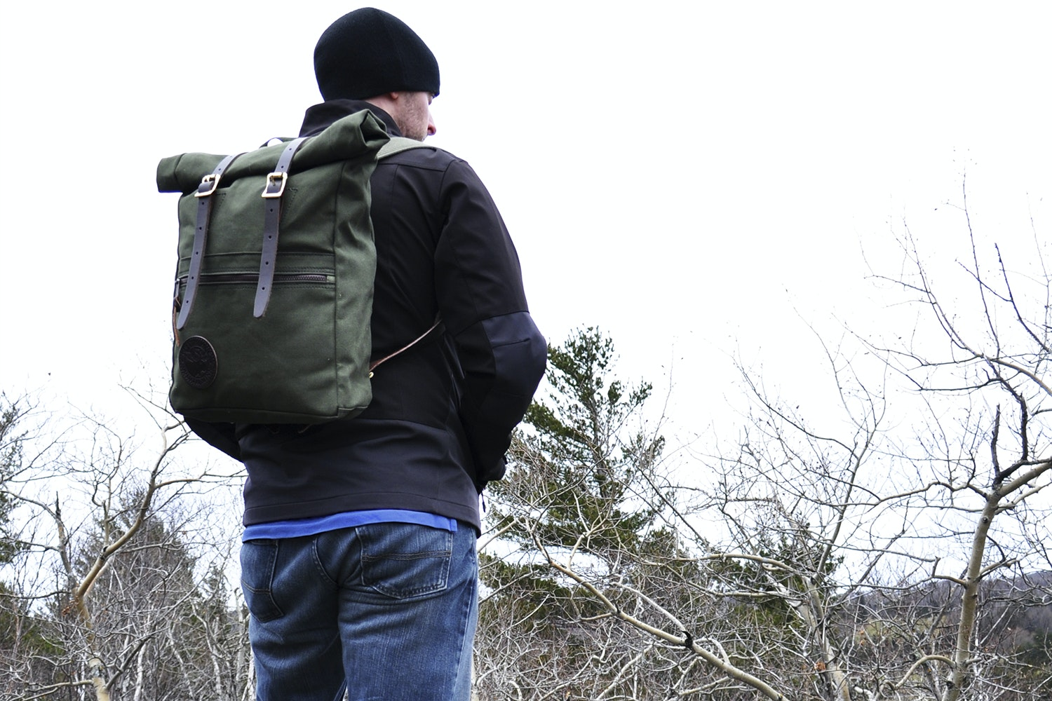 Duluth Pack Roll-Top Scout Pack