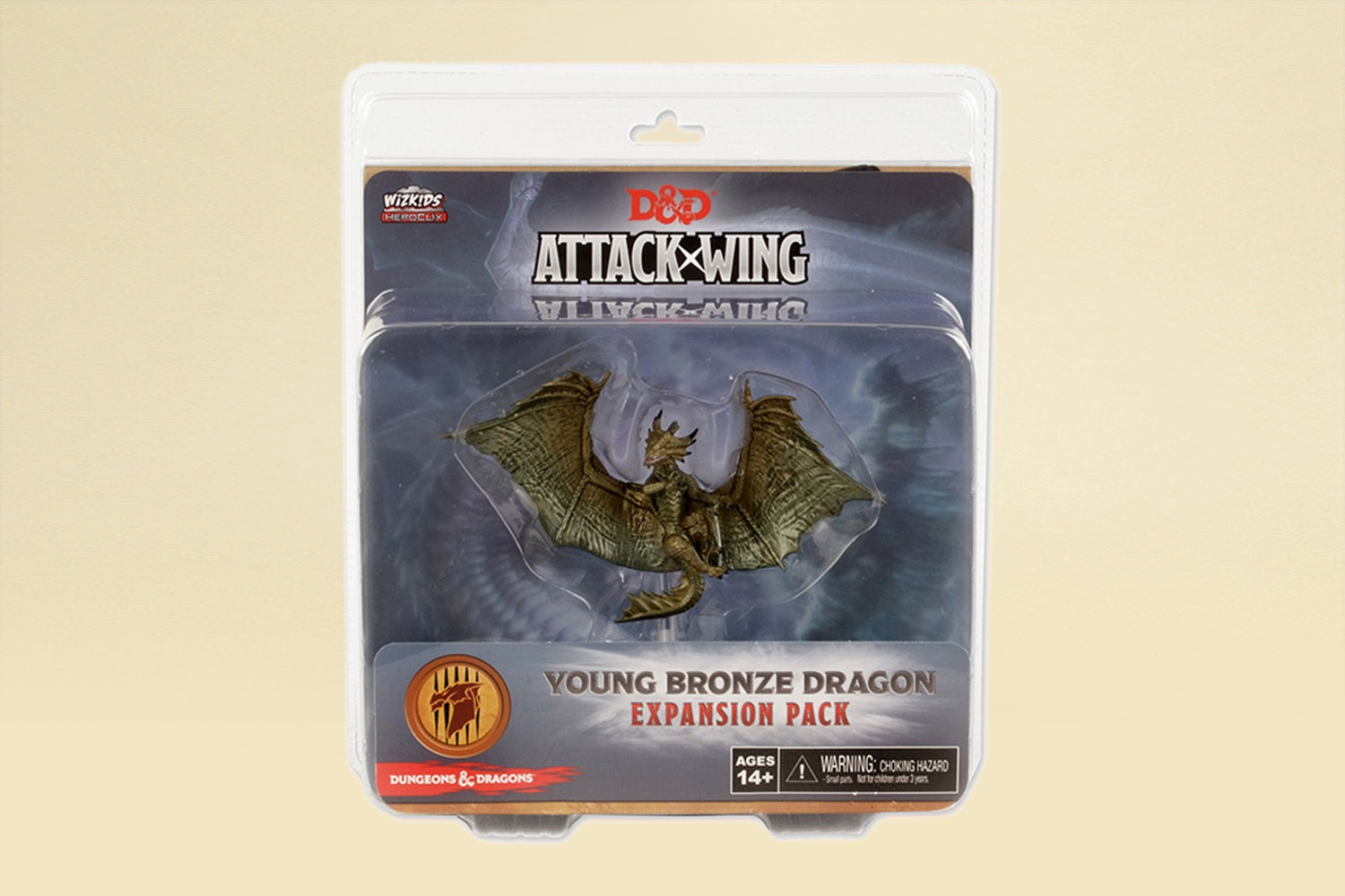 Young Bronze Dragon