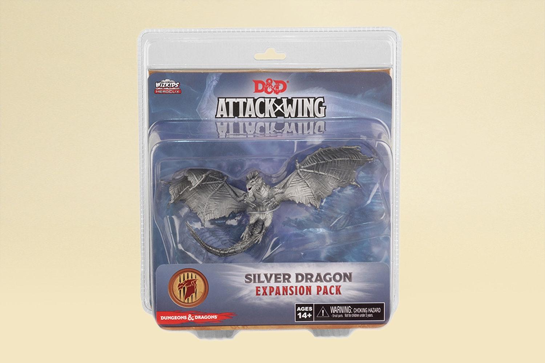 Silver Dragon