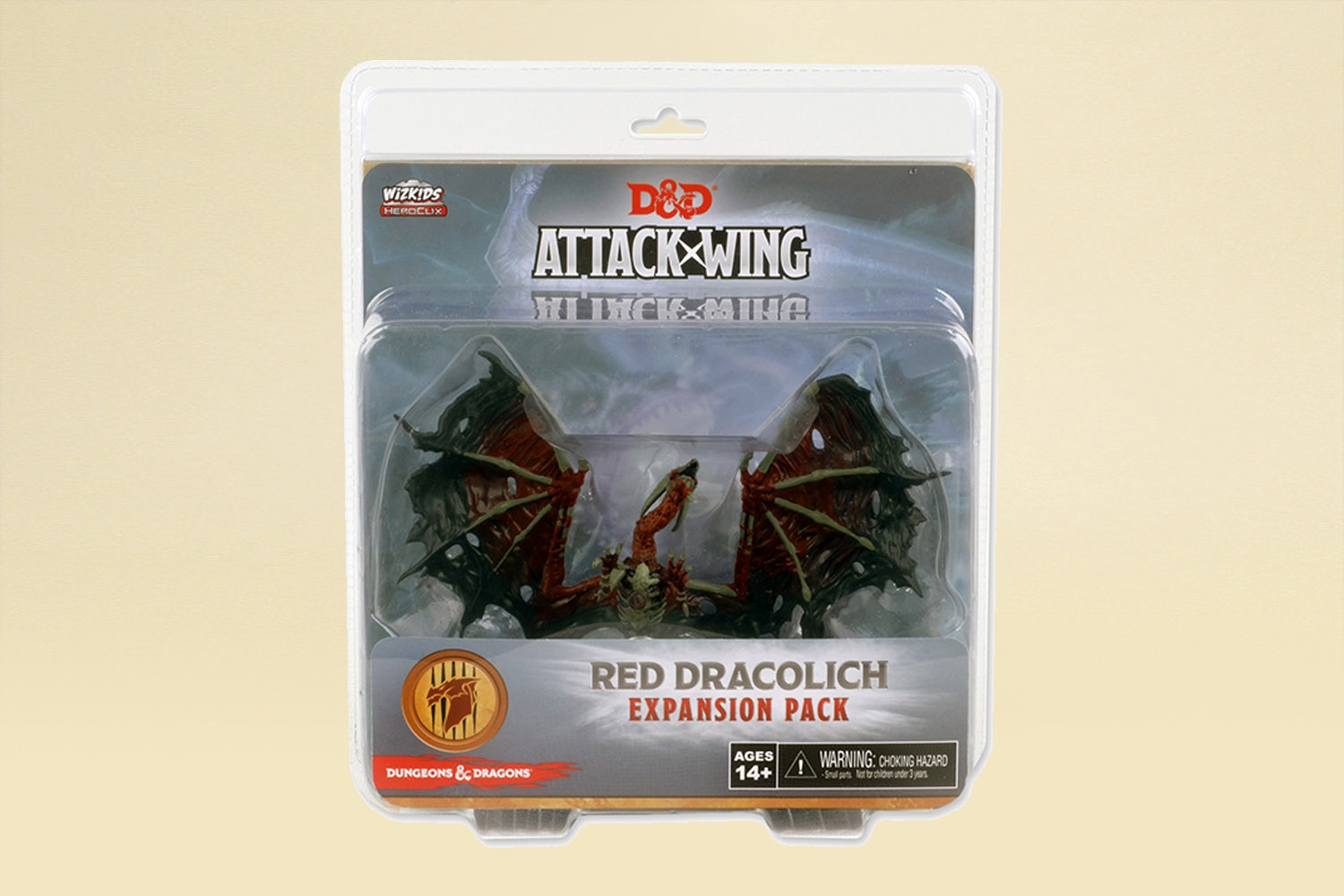 Red Dracolich