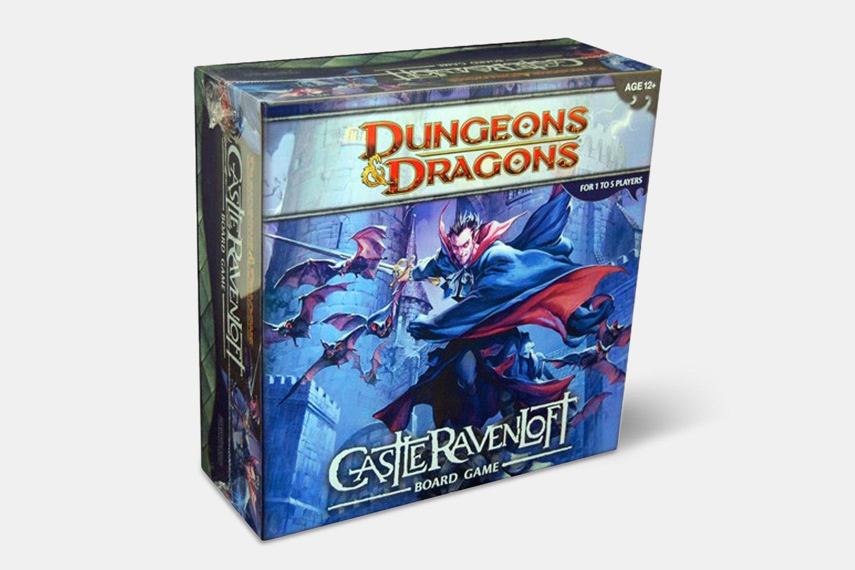 Dungeons & Dragons Board Game Bundle