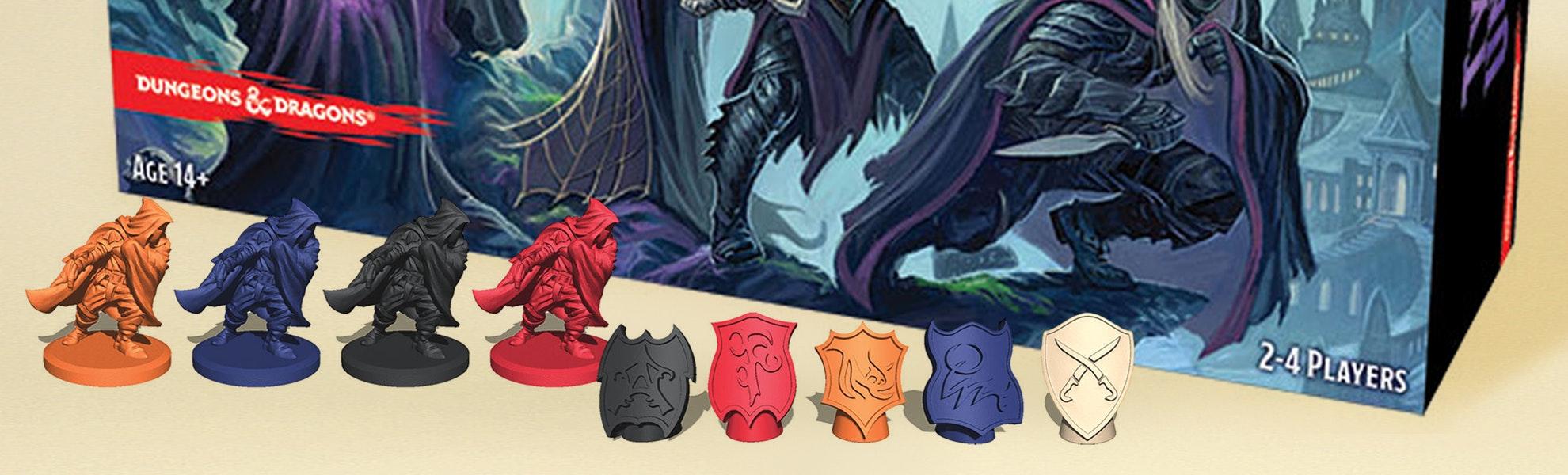 Dungeons & Dragons: Tyrants of the Underdark