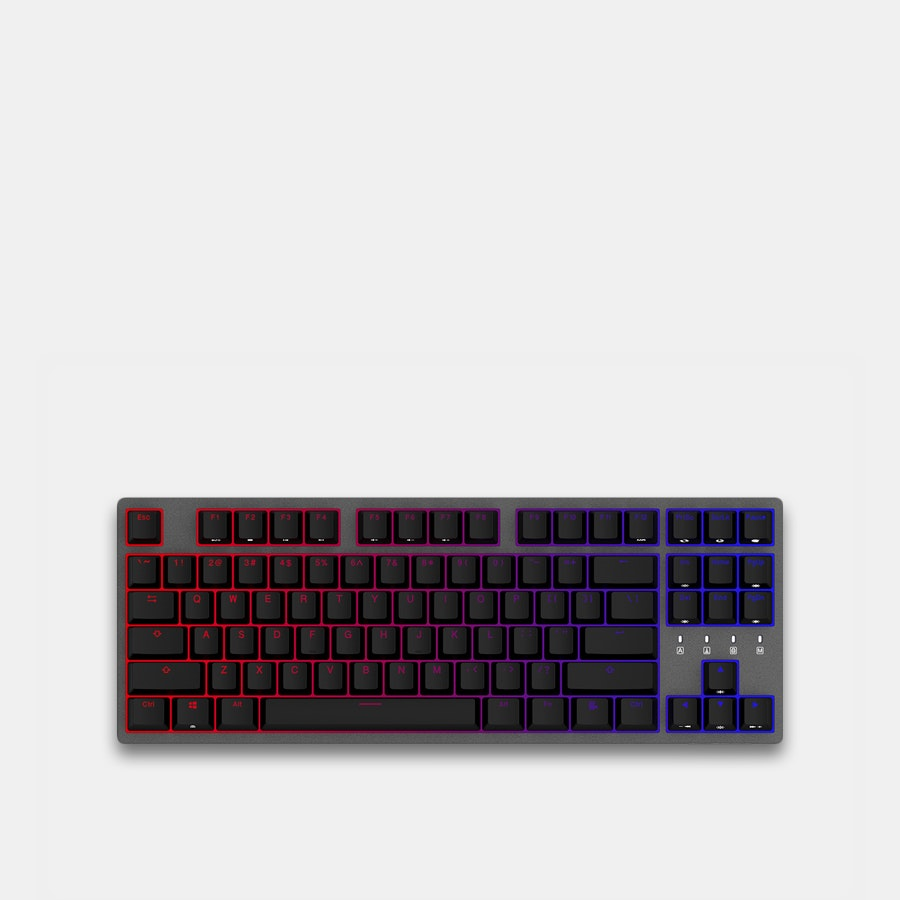 Durgod Aurora K320 TKL Mechanical Keyboard