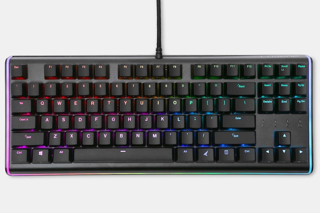 Durgod GEMINI 520 RGB TKL Mechanical Keyboard