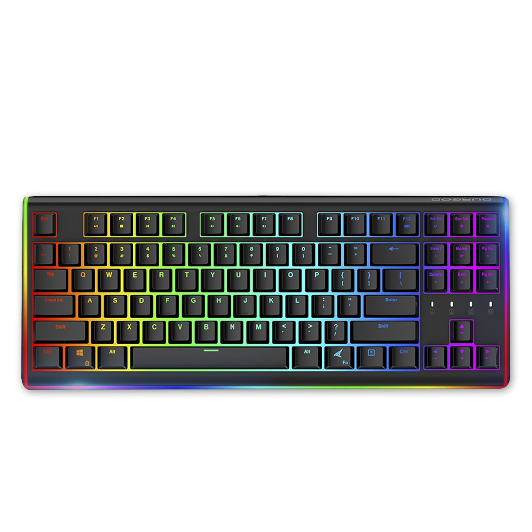 Durgod GEMINI K520 RGB Mechanical Keyboard