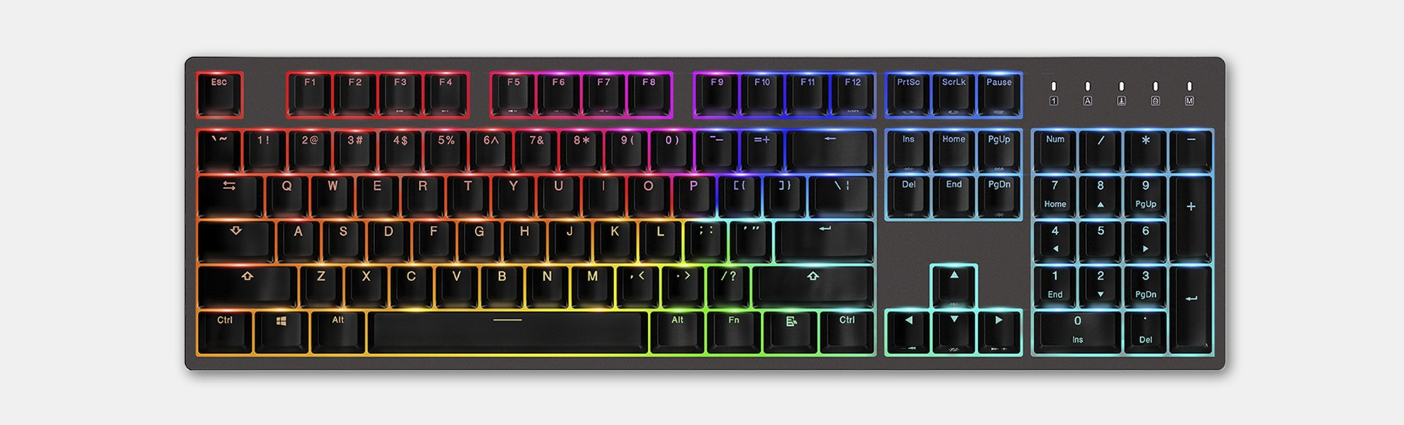 Durgod Taurus 310 Nebula RGB Mechanical Keyboard