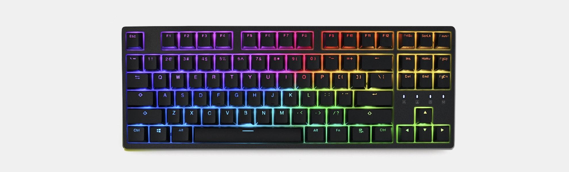 Durgod Taurus 320 Nebula RGB Mechanical Keyboard