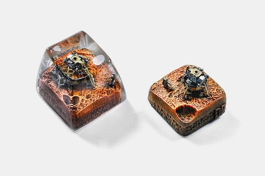 Dwarf Factory Apollo Artisan Keycap